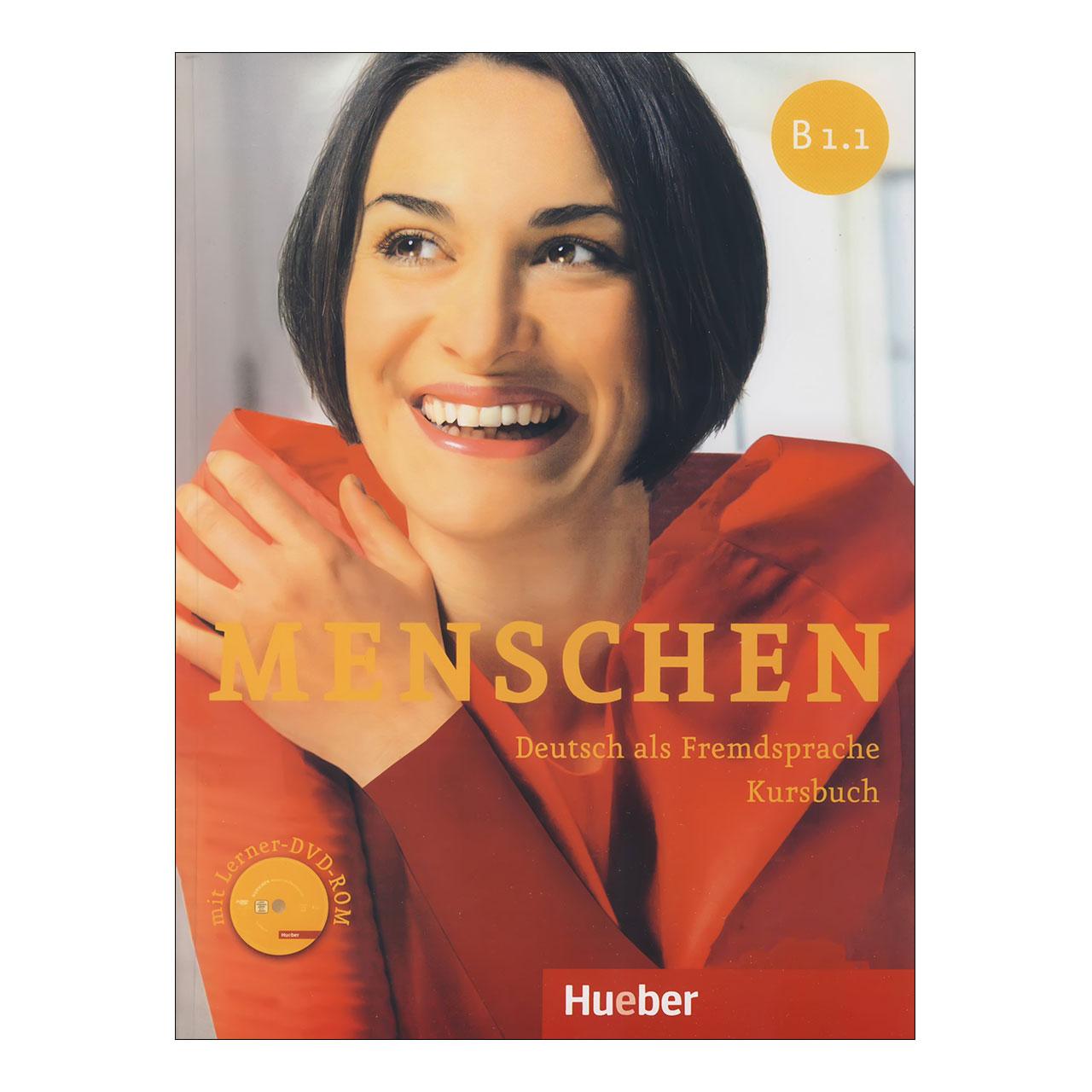 خرید                      کتاب menschen B1.1 اثر جمعی از نویسندگان انتشارات Hueber