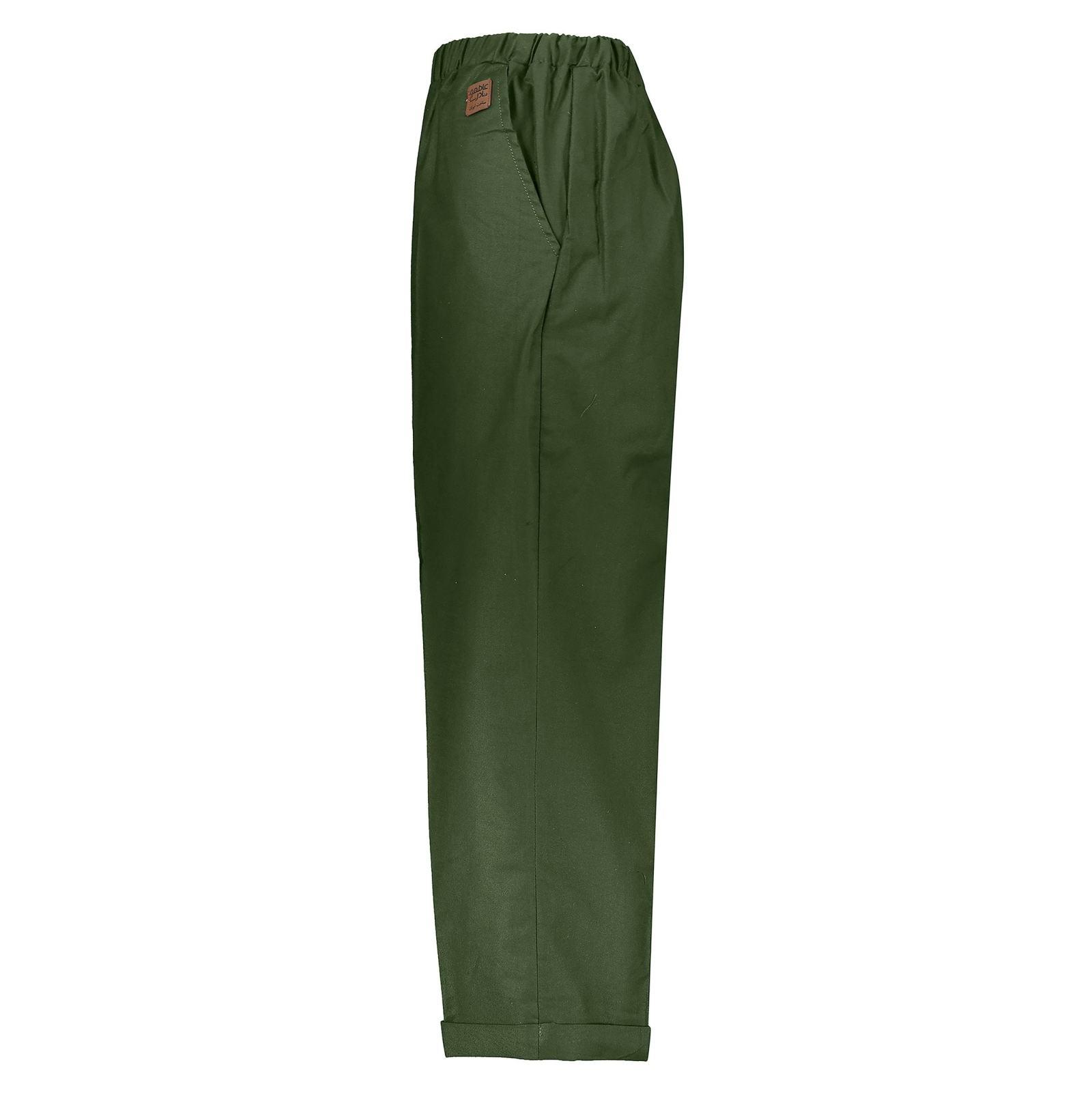 ست 3 تکه زنانه - عاطفه نادری - سبز - 10