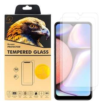 محافظ صفحه نمایش گلدن ایگل مدل GLC-X2 مناسب برای گوشی موبایل سامسونگ Galaxy A10s بسته دو عددی