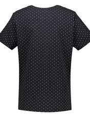 تی شرت یقه گرد زنانه - یوپیم - مشکي - 2