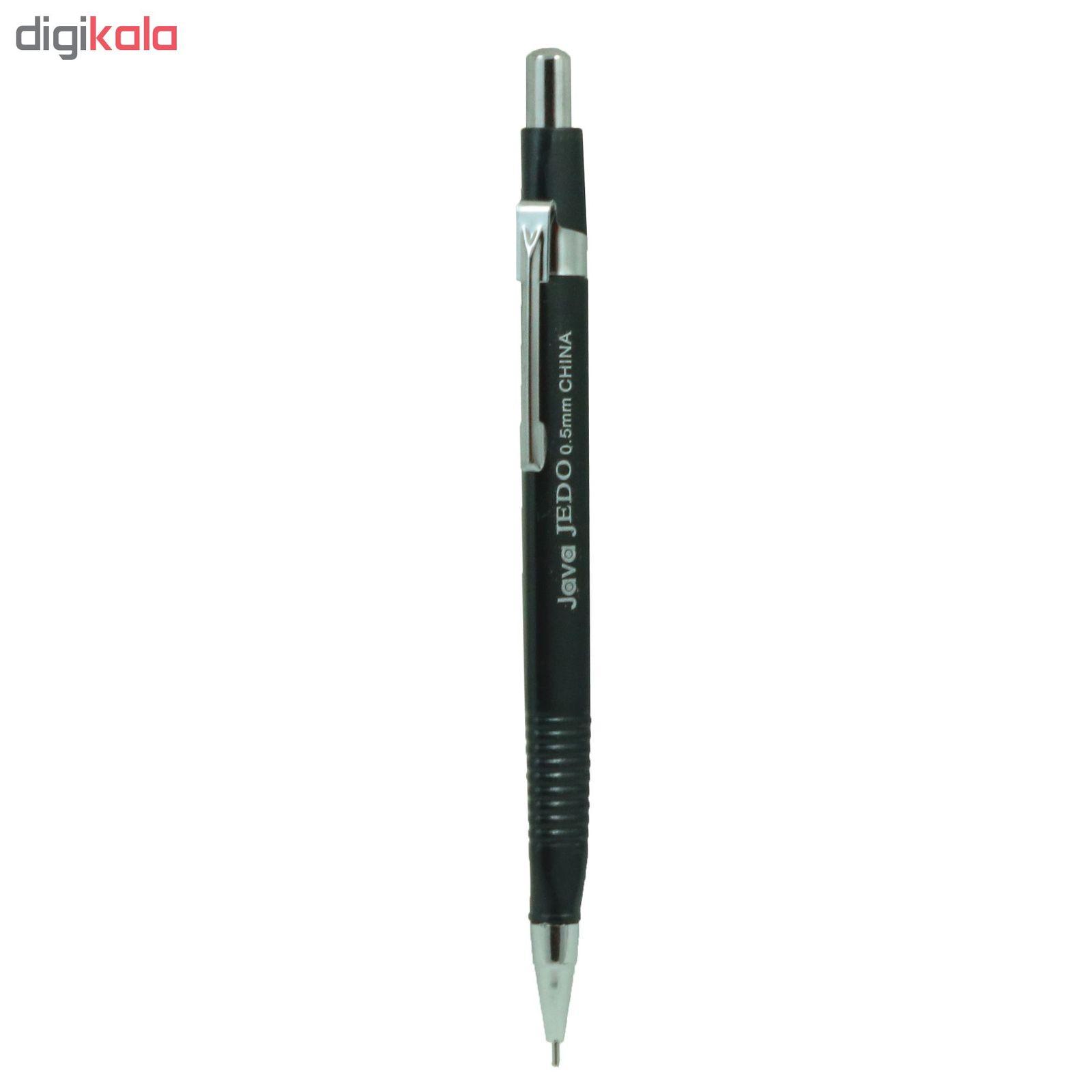 مداد نوکی 0.5 میلی متری جیدو مدل JAVA main 1 9