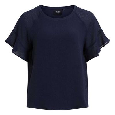 تصویر تی شرت آستین کوتاه زنانه – آبجکت