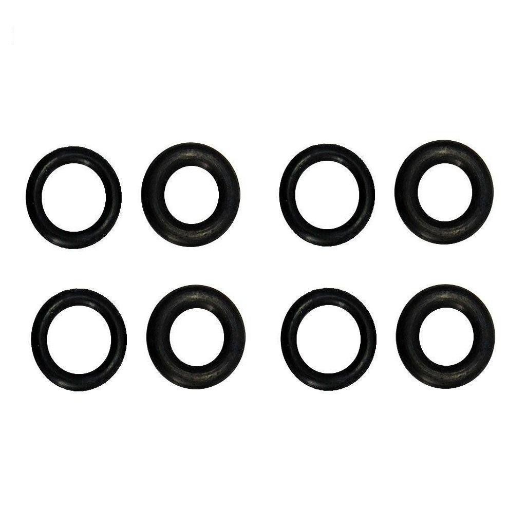 اورینگ سوزن انژکتور مجد کد 17061029 مناسب برای پژو 206 بسته 8 عددی