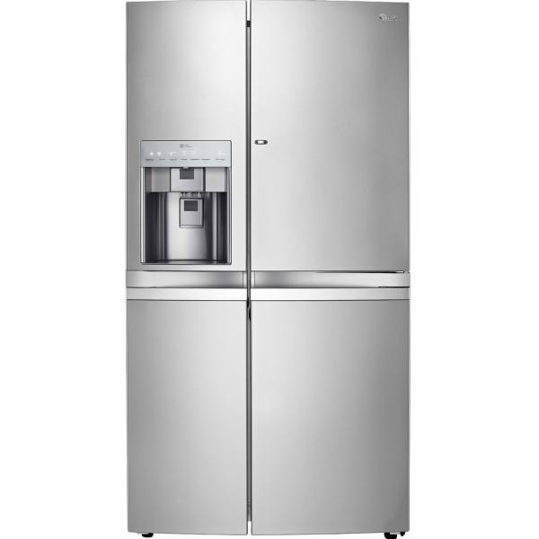 یخچال و فریزر ال جی مدل  Bentlee SX-B534 | LG P-Bentlee SX-B534 Refrigerator