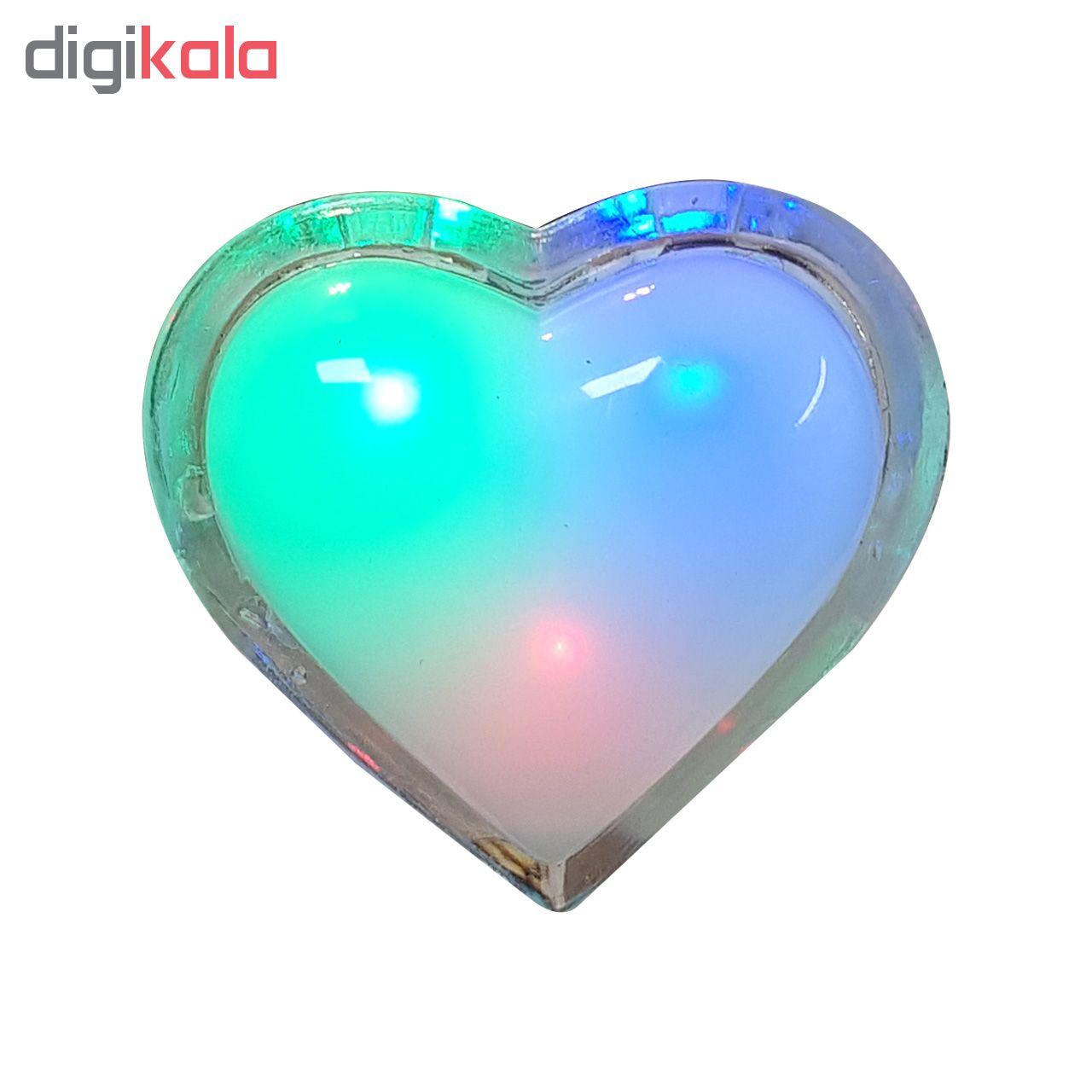 چراغ خواب کودک طرح قلب main 1 1