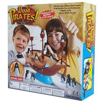 بازی آموزشی طرح کشتی دزدان دریایی مدل Pirate Boat