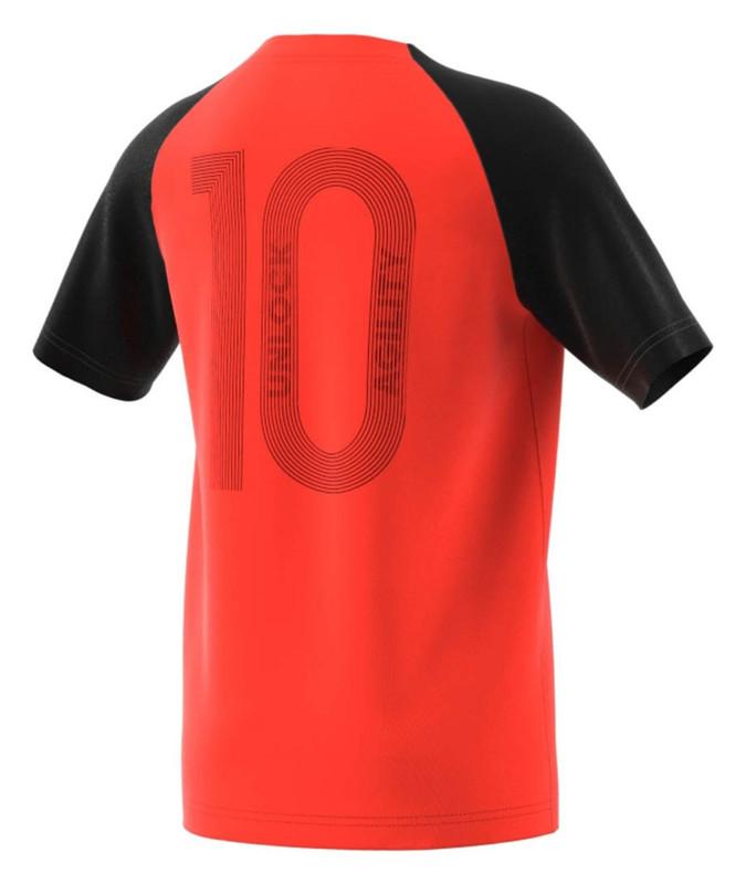 تی شرت ورزشی آستین کوتاه پسرانه Messi - آدیداس