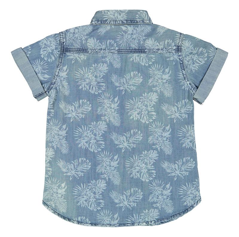 پیراهن جین پسرانه GALVIN - پپه جینز