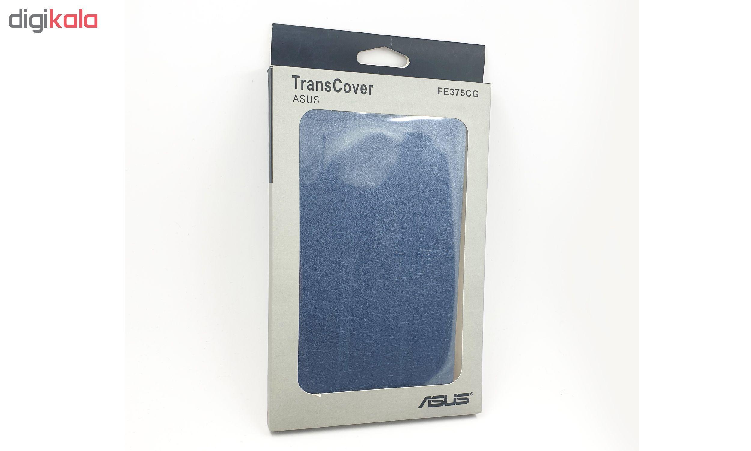 کیف کلاسوری مدل TRANS-C24 مناسب برای تبلت ایسوس Fonepad 7 / FE375CG main 1 7