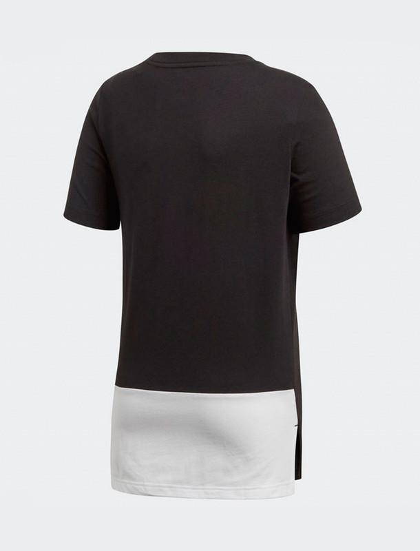 تی شرت نخی یقه گرد پسرانه - آدیداس
