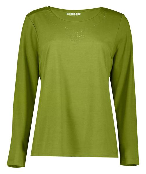 تی شرت نخی یقه گرد زنانه - رامکات