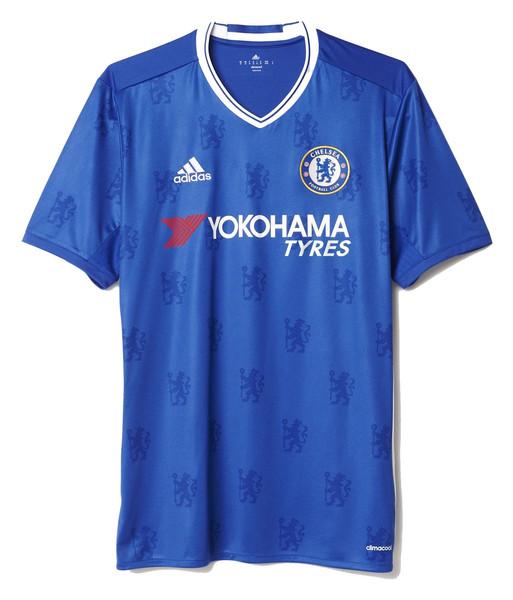 تی شرت ورزشی آستین کوتاه مردانه Chelsea FC Home Replica - آدیداس