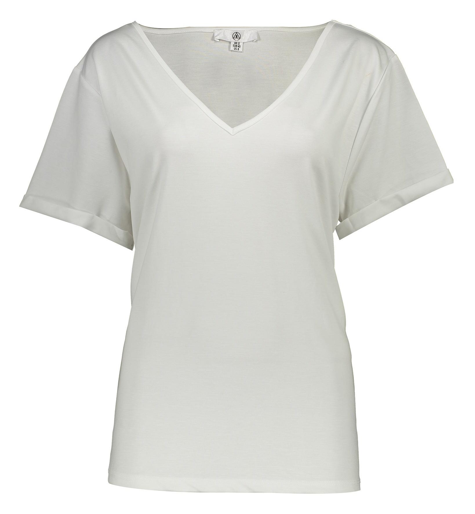 تی شرت یقه هفت زنانه - میسگایدد