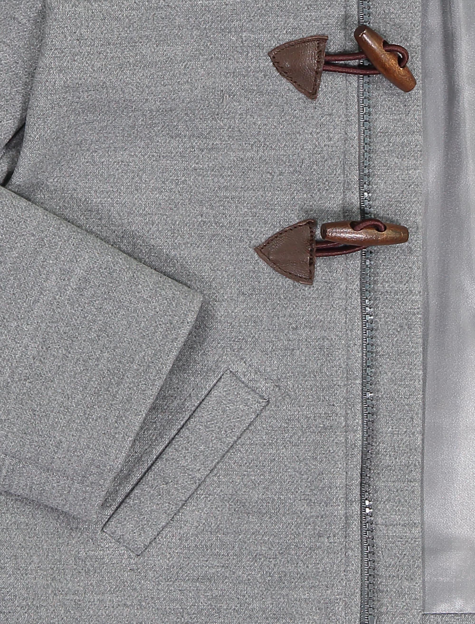 کت کوتاه پسرانه مدل پویا - دایان - طوسی - 4