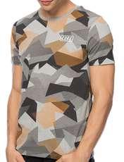 تی شرت نخی یقه گرد مردانه - جک اند جونز - چند رنگ - 1