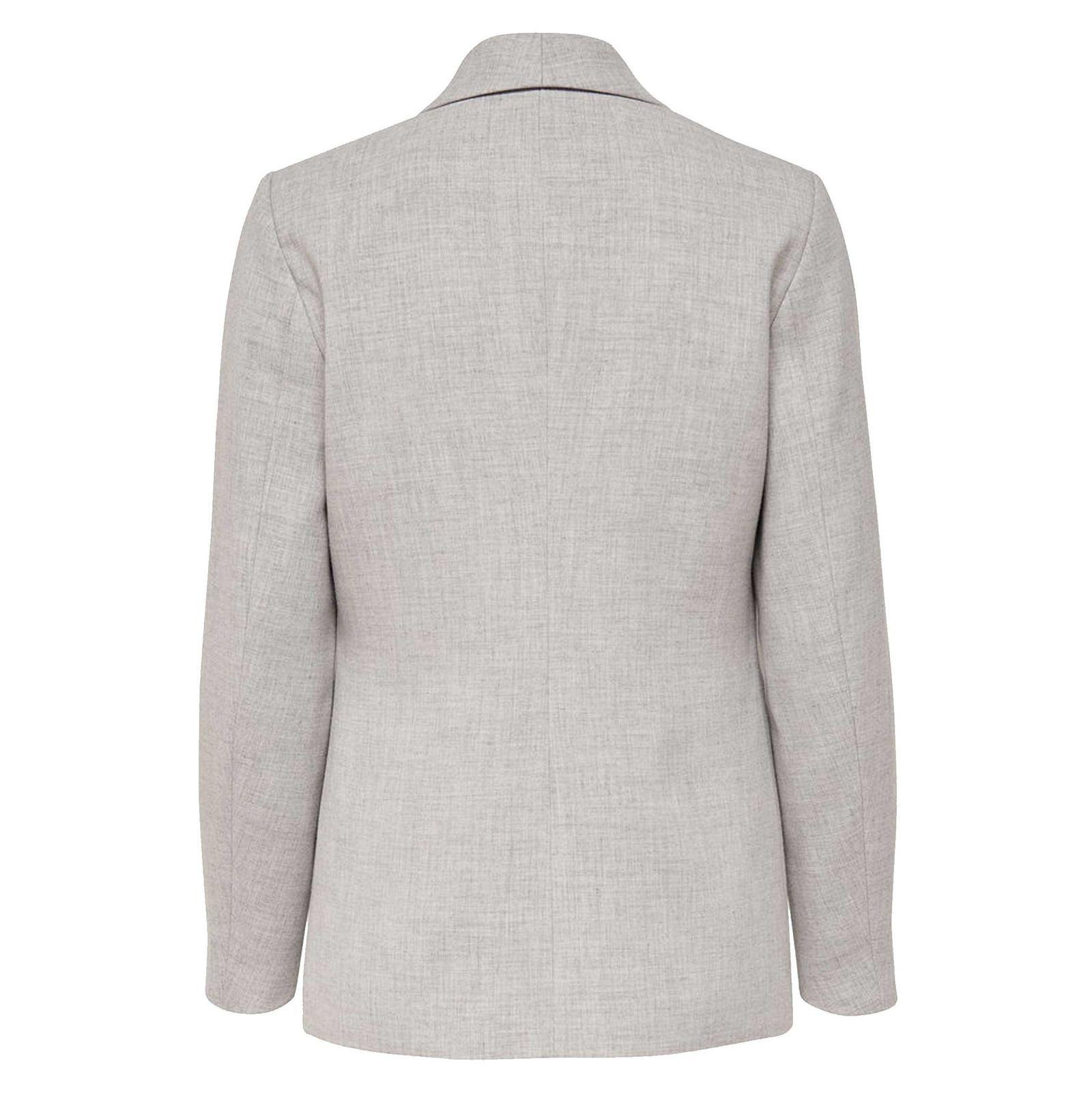 کت کوتاه زنانه - اونلی - طوسي - 2