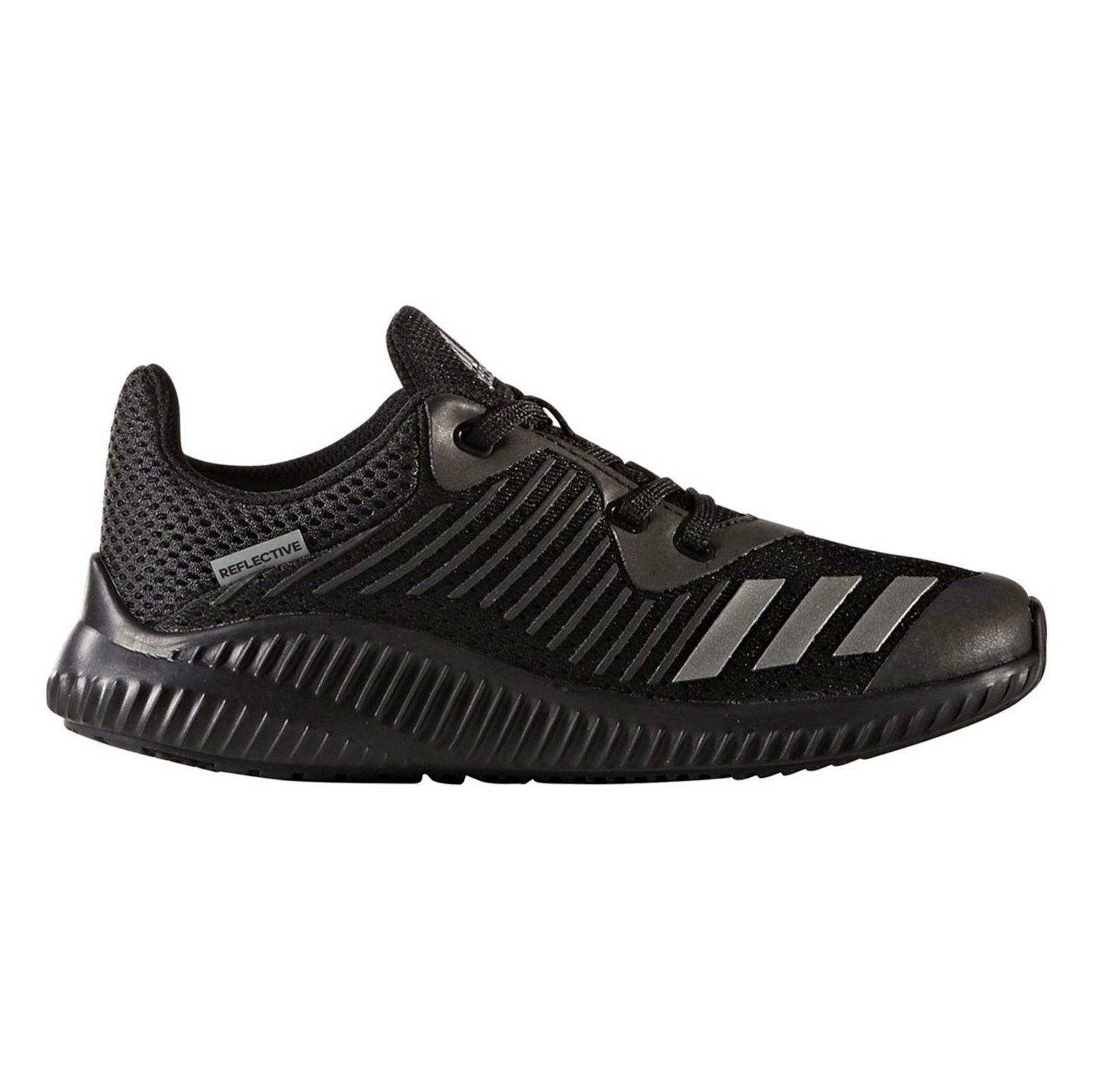 کفش دویدن بندی بچگانه FortaRun - آدیداس - مشکي - 1