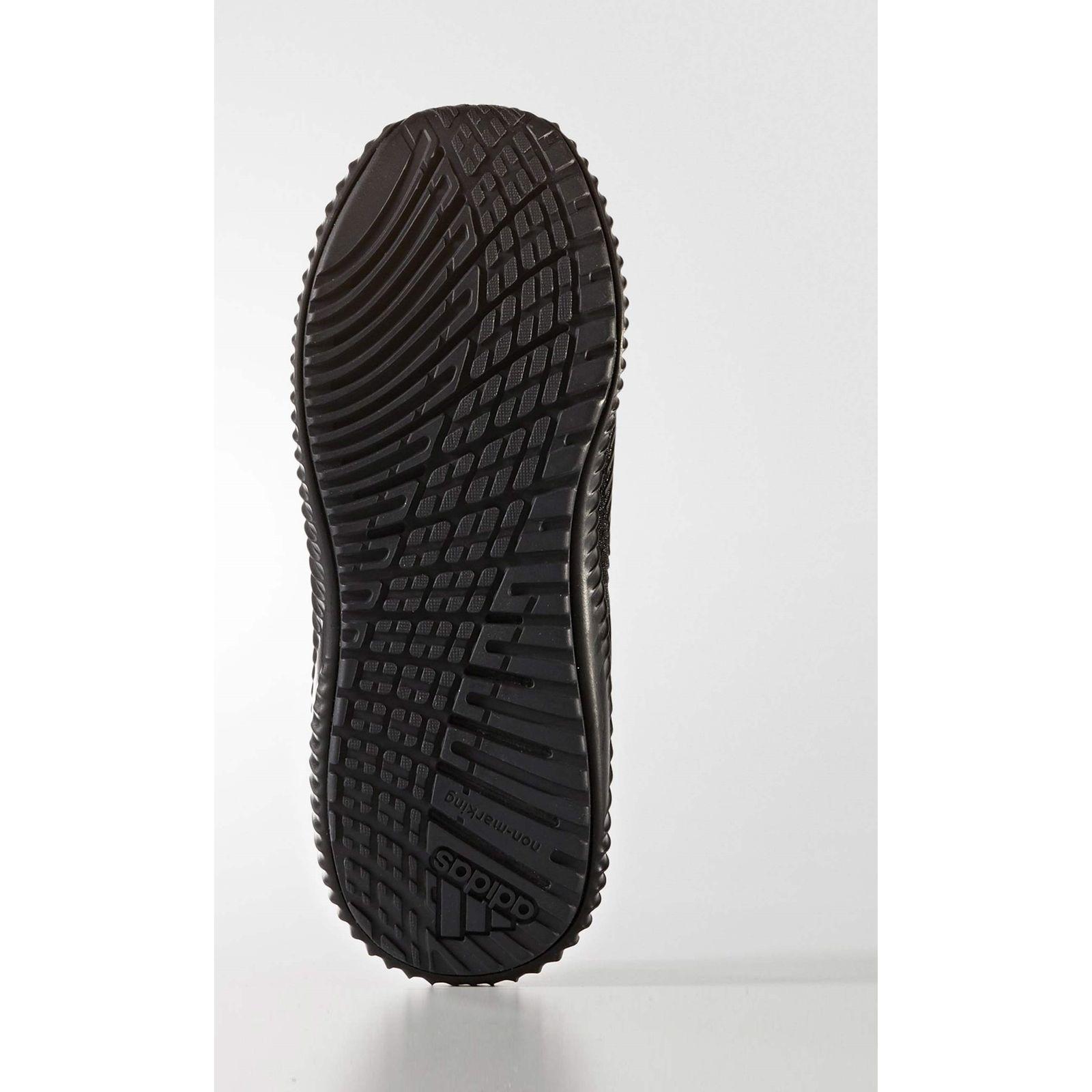 کفش دویدن بندی بچگانه FortaRun - آدیداس - مشکي - 2