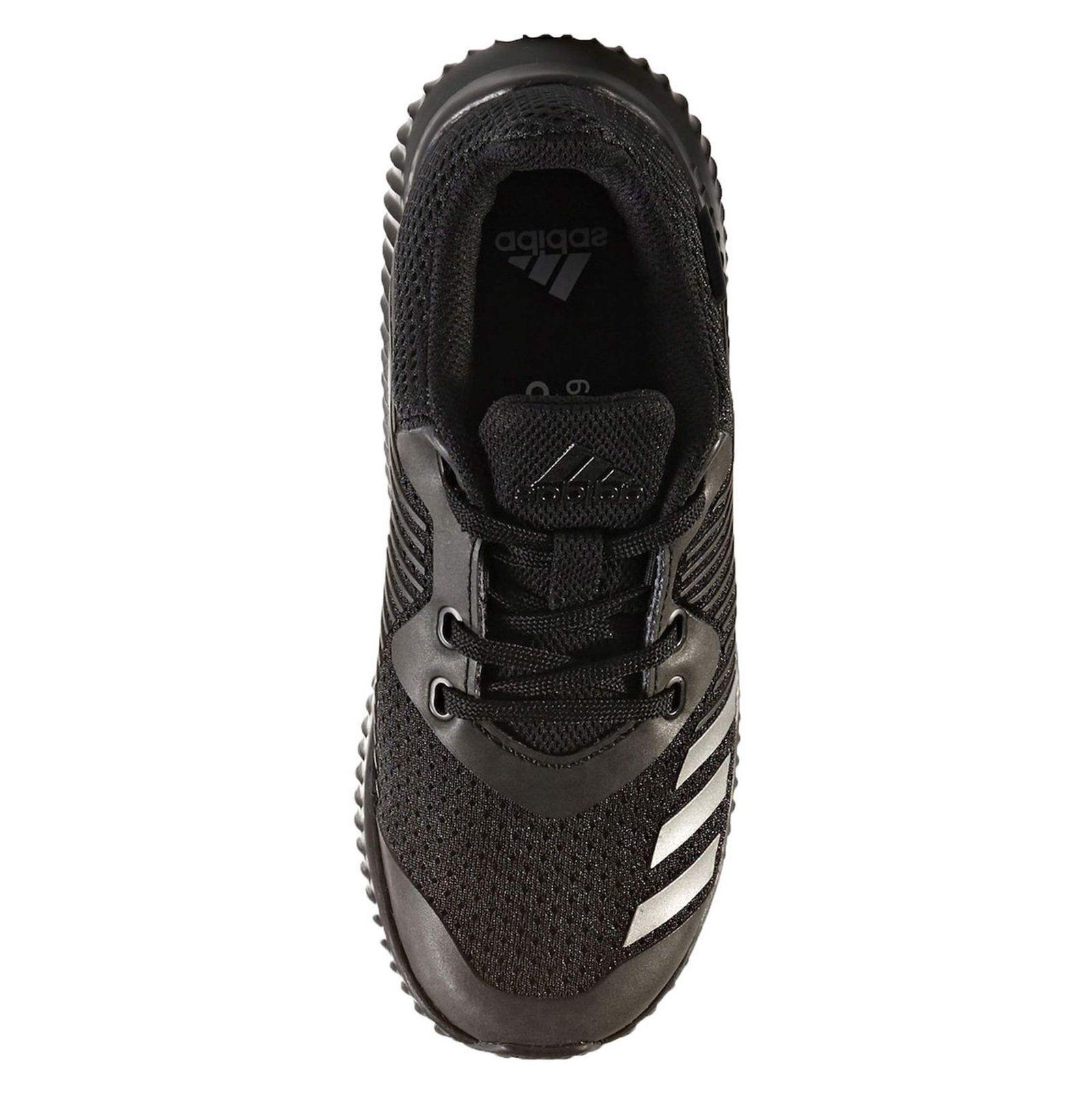 کفش دویدن بندی بچگانه FortaRun - آدیداس - مشکي - 3
