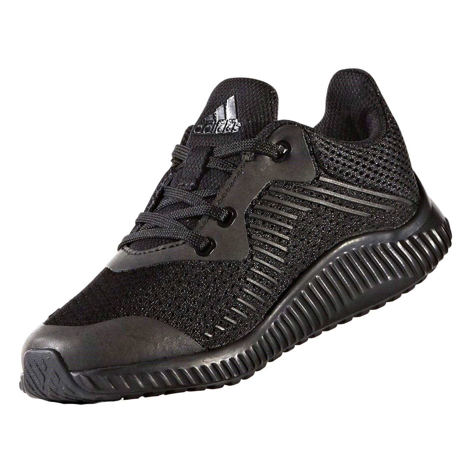 کفش دویدن بندی بچگانه FortaRun - آدیداس - مشکي - 4