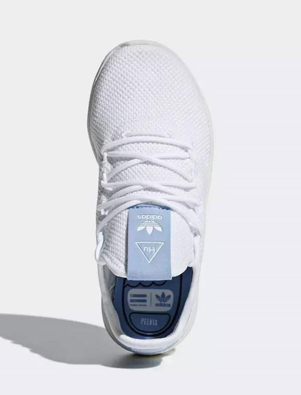 کفش تنیس بندی پسرانه Pharrell Williams - آدیداس