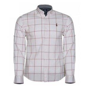 پیراهن مردانه چهارخانه کد 230067201