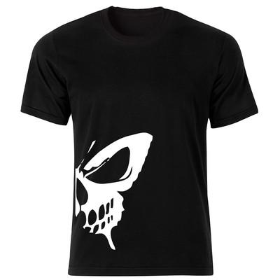 تی شرت زنانه طرح پروانه کد 187