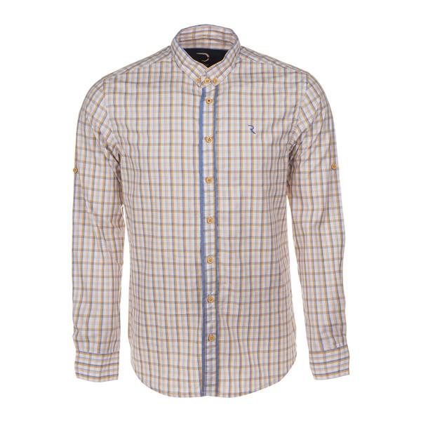 پیراهن مردانه رونی مدل 1133023006-23