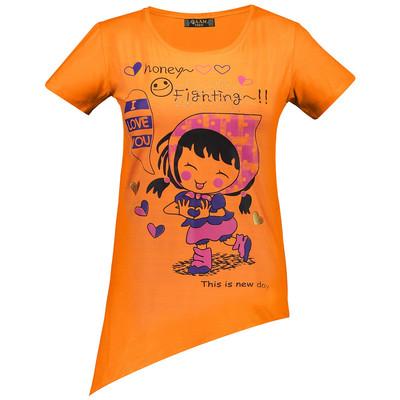 تی شرت زنانه مدل Jam 3121 O
