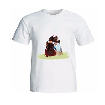 تی شرت دخترانه کد 13384