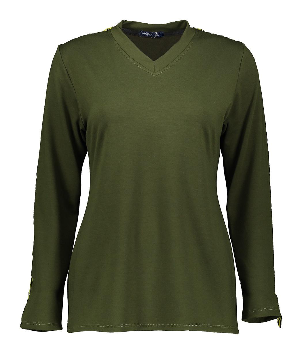 تصویر تی شرت زنانه بهبود مدل 1661151-45