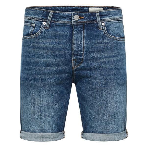 شلوارک جین مردانه - سلکتد