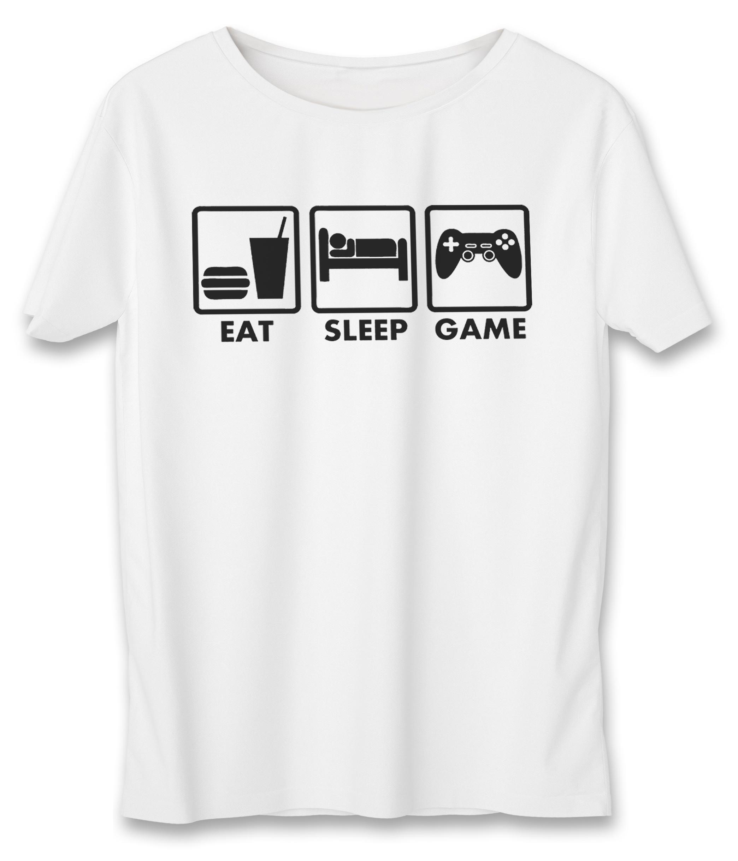 تی شرت زنانه به رسم طرح گیمر کد5510