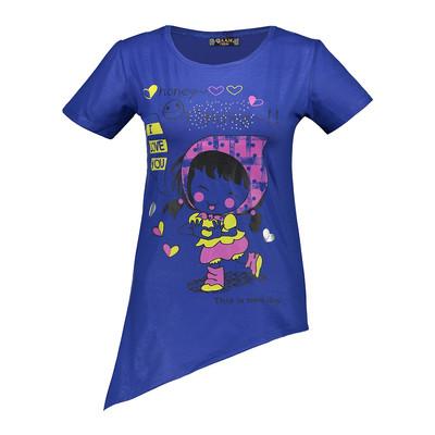 تی شرت زنانه مدل Jam 3121 BL