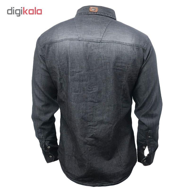 پیراهن مردانه روبرتو کاوالی مدل 501