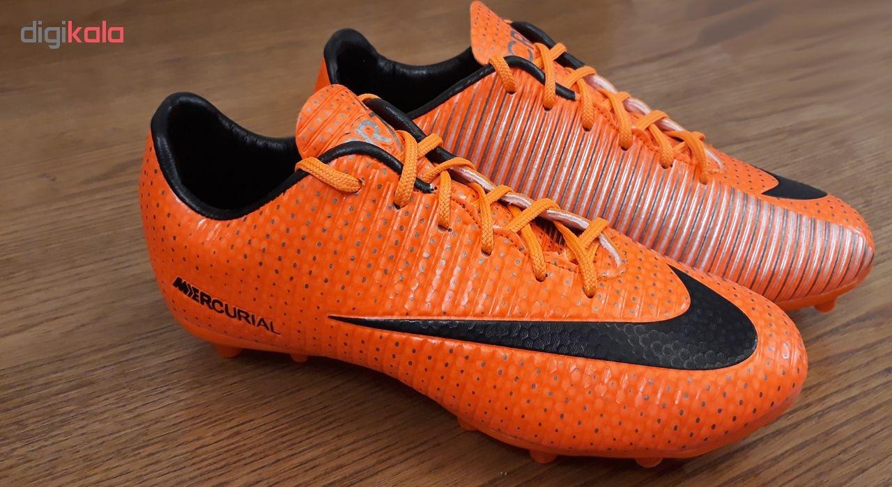 کفش فوتبال استوک دار پسرانه کد ad500