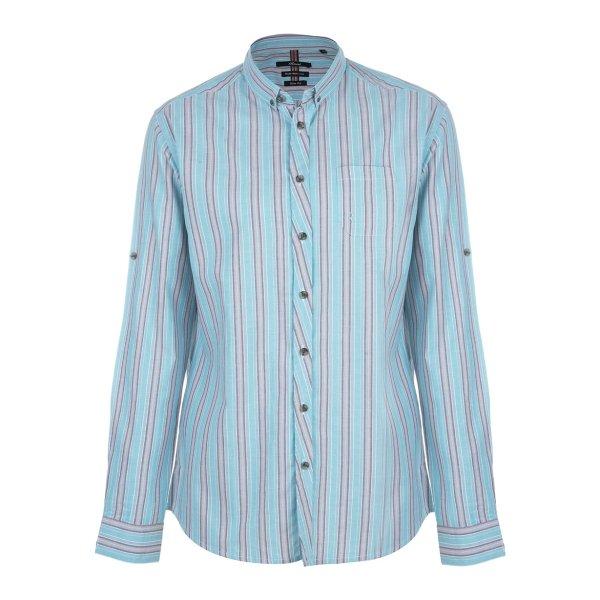 پیراهن مردانه رونی مدل 1122014025-54
