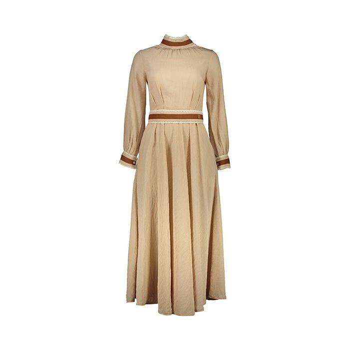 پیراهن زنانه عاطفه نادری طرح ویژه شب عید 1061133-0732 -  - 1