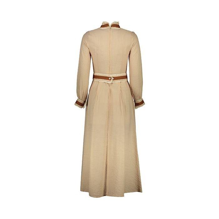پیراهن زنانه عاطفه نادری طرح ویژه شب عید 1061133-0732 -  - 2