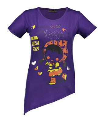 Photo of تی شرت زنانه مدل Jam 3121 PU