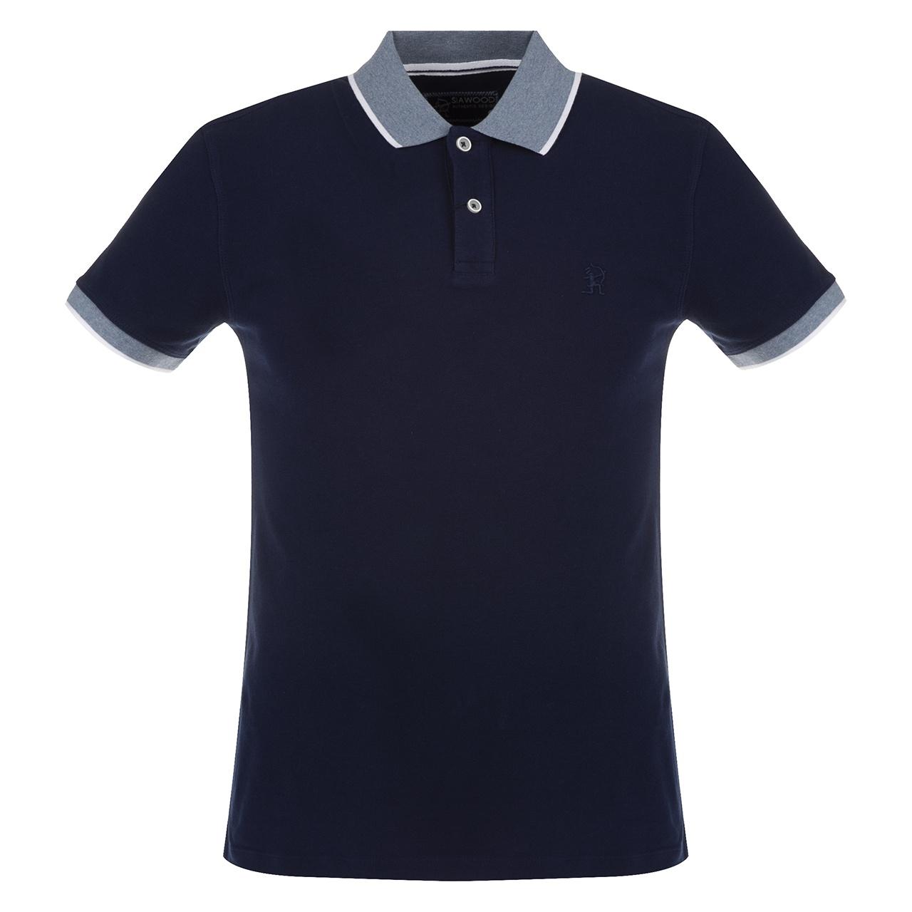 Photo of پولو شرت مردانه سیاوود مدل POLO-62811-62811 کد S0180 رنگ سرمه ای