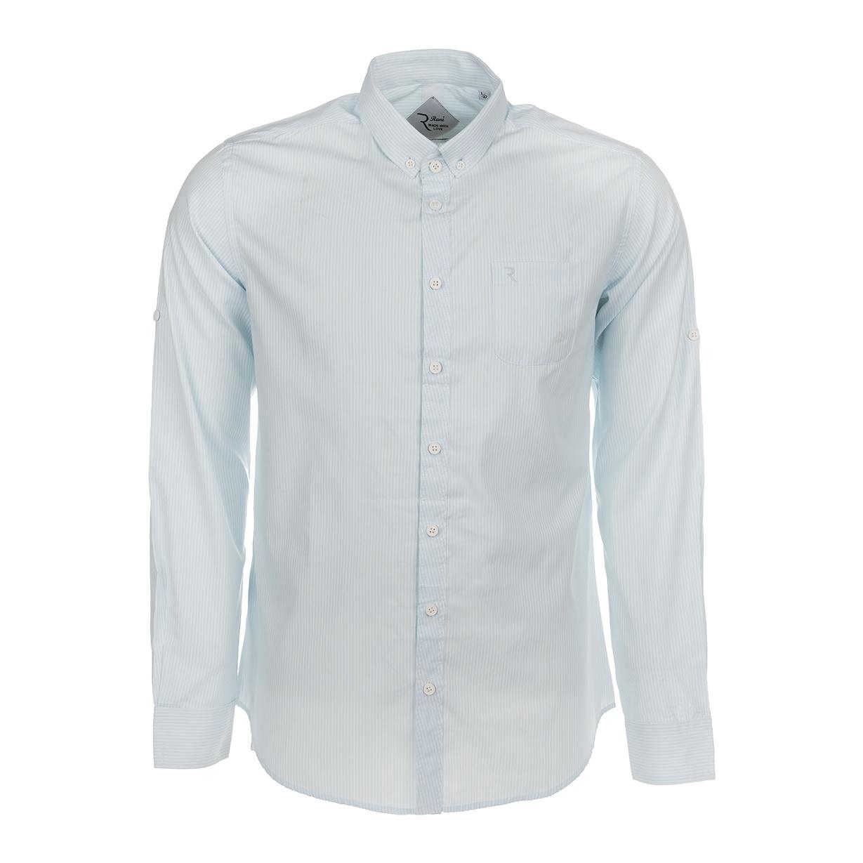 پیراهن مردانه رونی مدل 1122011624-50