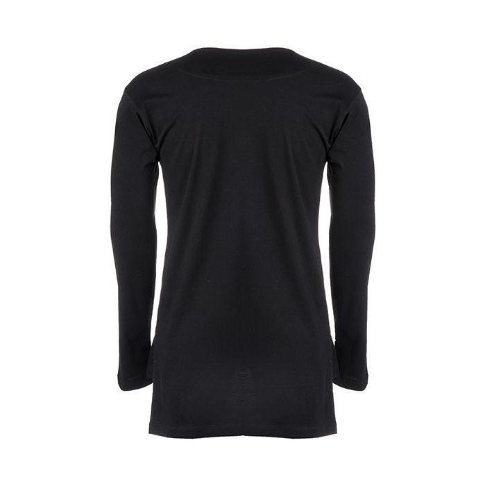 تی شرت نخی یقه گرد مردانه - 63 -  - 3