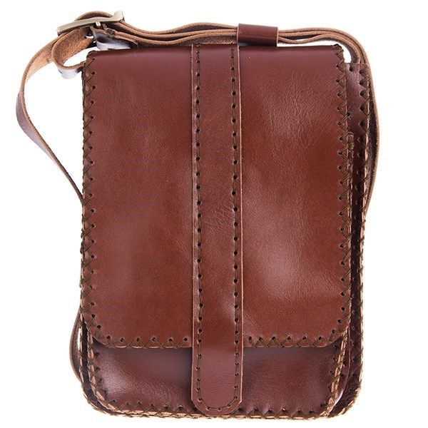 کیف چرم طبیعی گالری شونا سایز کوچک
