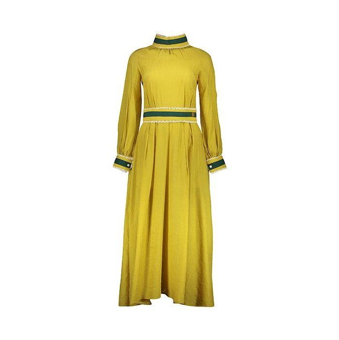 پیراهن زنانه عاطفه نادری طرح ویژه شب عید 1061133-1943 -  - 1