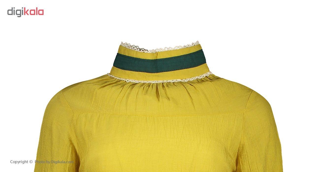 پیراهن زنانه عاطفه نادری طرح ویژه شب عید 1061133-1943 -  - 4