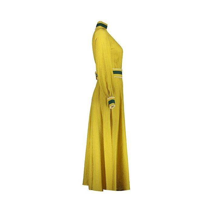 پیراهن زنانه عاطفه نادری طرح ویژه شب عید 1061133-1943 -  - 3