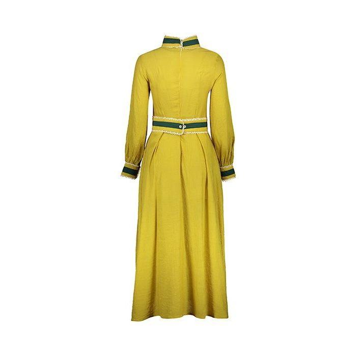 پیراهن زنانه عاطفه نادری طرح ویژه شب عید 1061133-1943 -  - 2