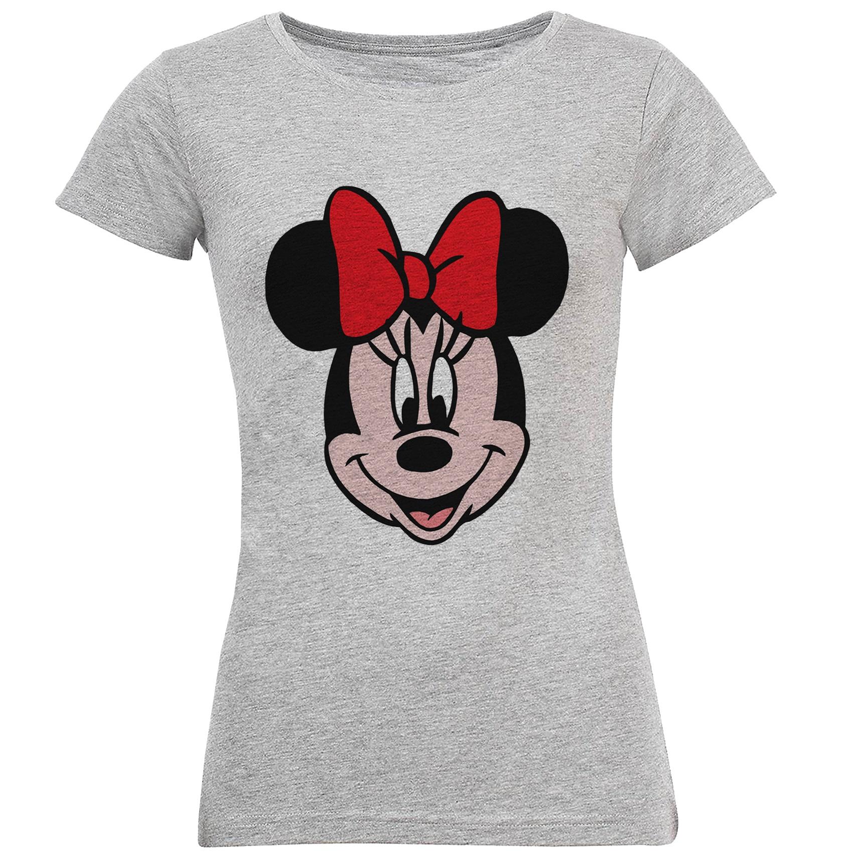 تی شرت زنانه طرح میکی موس کد S43