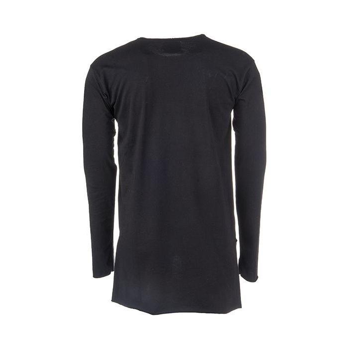 تی شرت نخی یقه گرد مردانه - 63 -  - 2